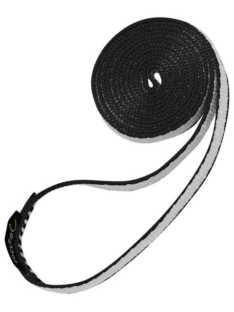 Edelrid Dyneema 8mm 90cm grijs/zwart